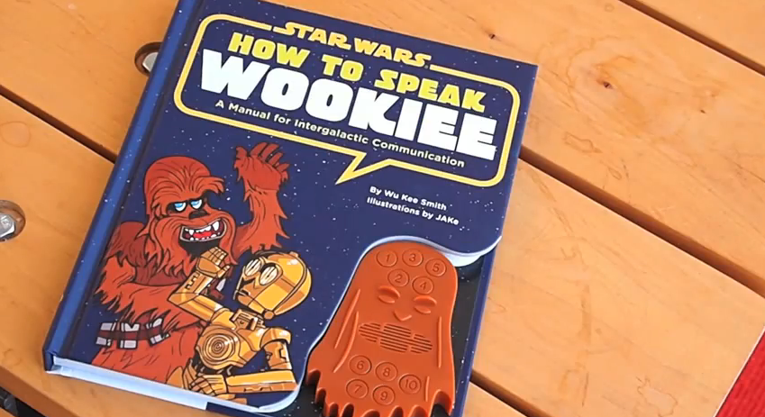 wookiespeak