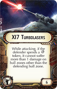 Xi7-turbolasers