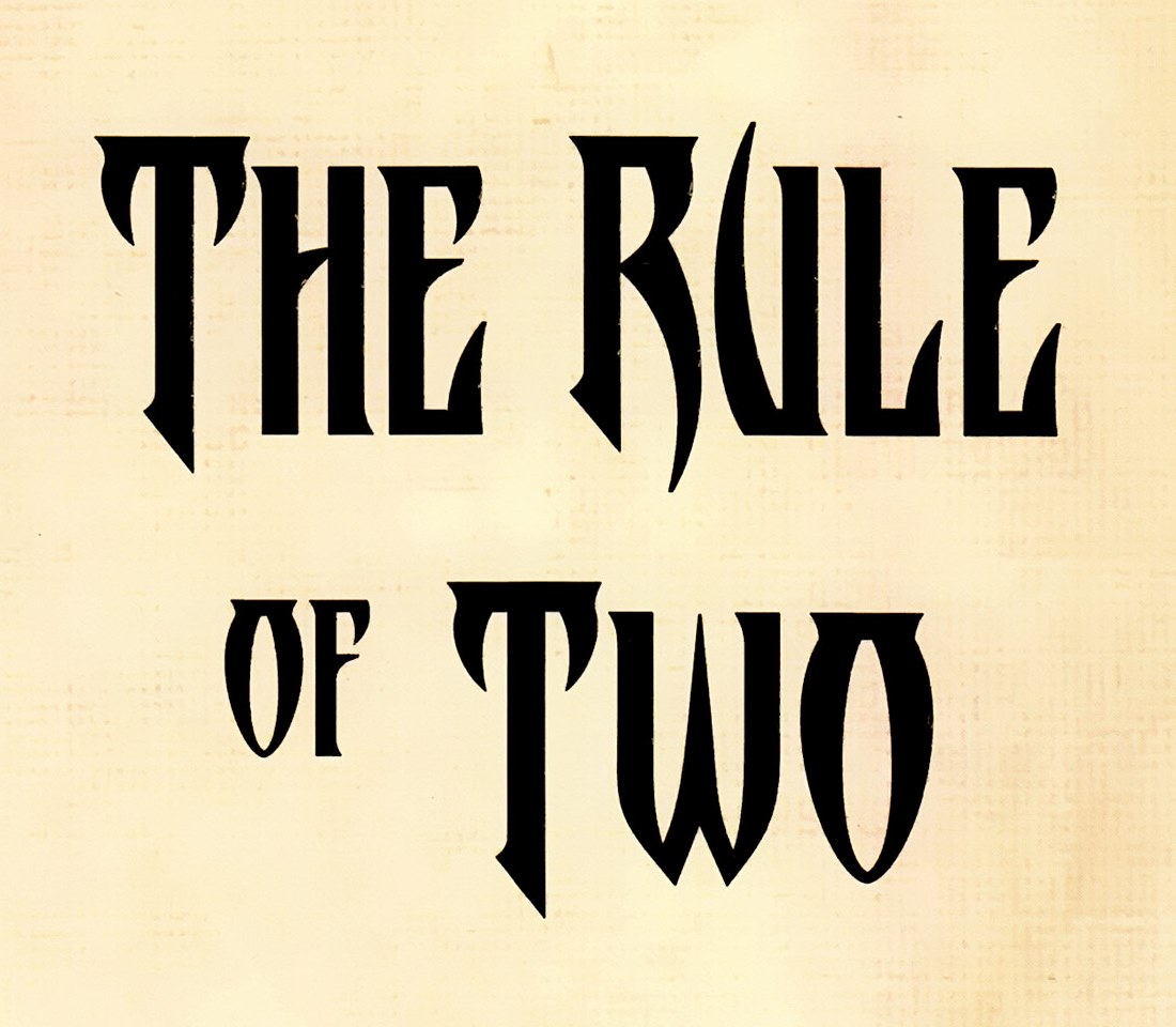 Rule_of_Two_flyleaf