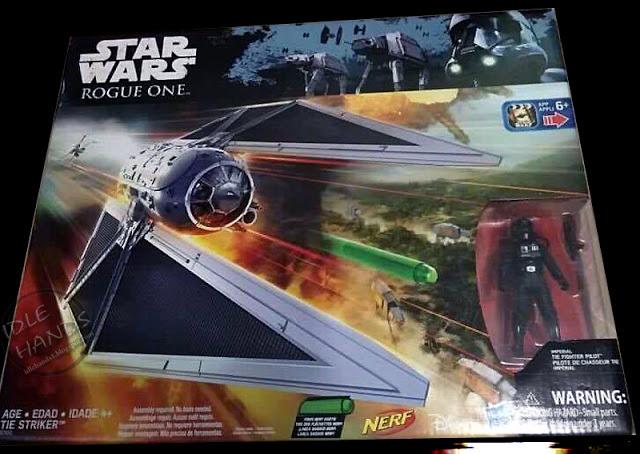 Star Wars Rogue One Hasbro Tie Striker