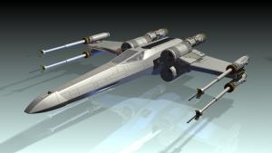 X-Wing Model_1