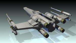 X-Wing Model_2