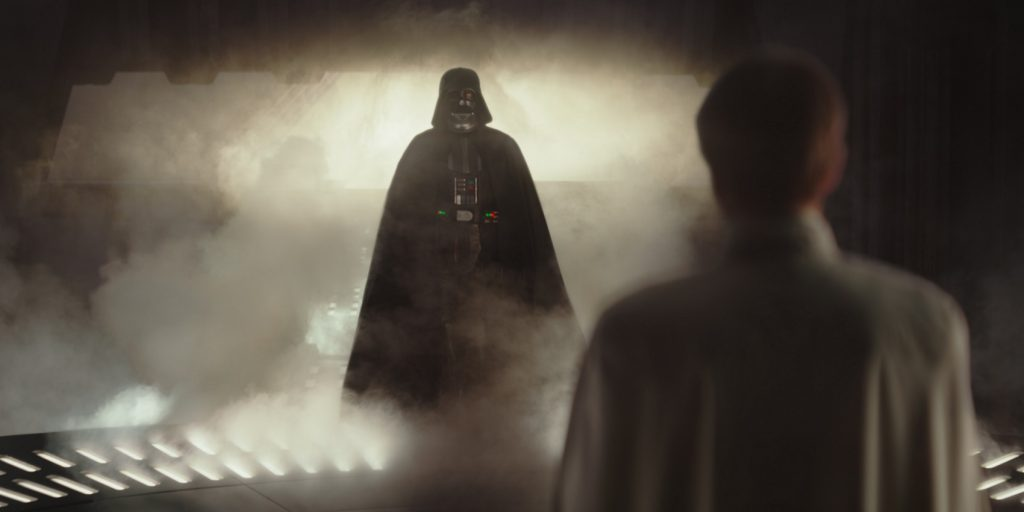 Rogue One: A Star Wars Story Darth Vader Photo credit: Lucasfilm/ILM ©2016 Lucasfilm Ltd. All Rights Reserved.
